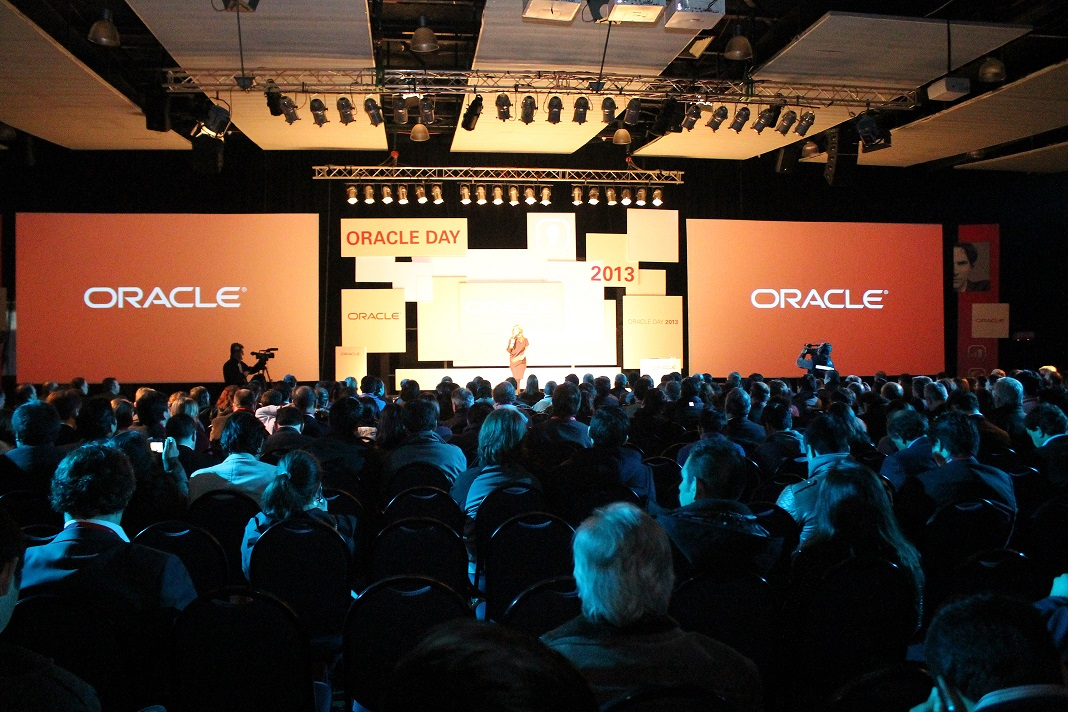 Oracle Day Chile 2013