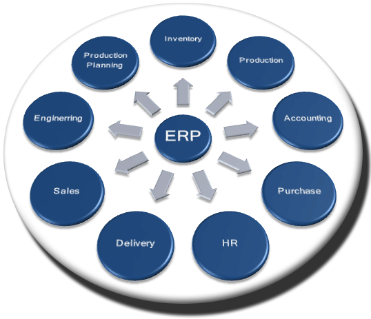 enterprise resource planning and sap software This study investigates how an enterprise resource planning (erp) software  package sap was integrated into the curriculum of an accounting information.
