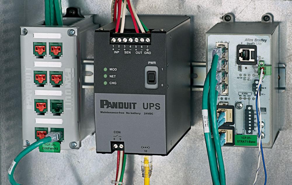 Panduit Industrial Network UPS 1