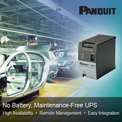 Panduit Industrial Network UPS 3