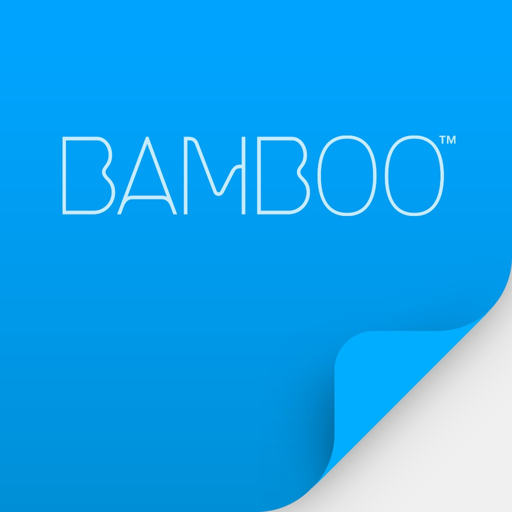 """bamboo paper app help Bamboo paper is an electronic journal that allows users to write and modify notes using the tip of their finger to begin, users tap the """"+"""" button to add a new journal users can then choose the color for their journal's cover, as well as the type of paper to be used in the journal (graph, horizontal lines, vertical lines, or blank."""