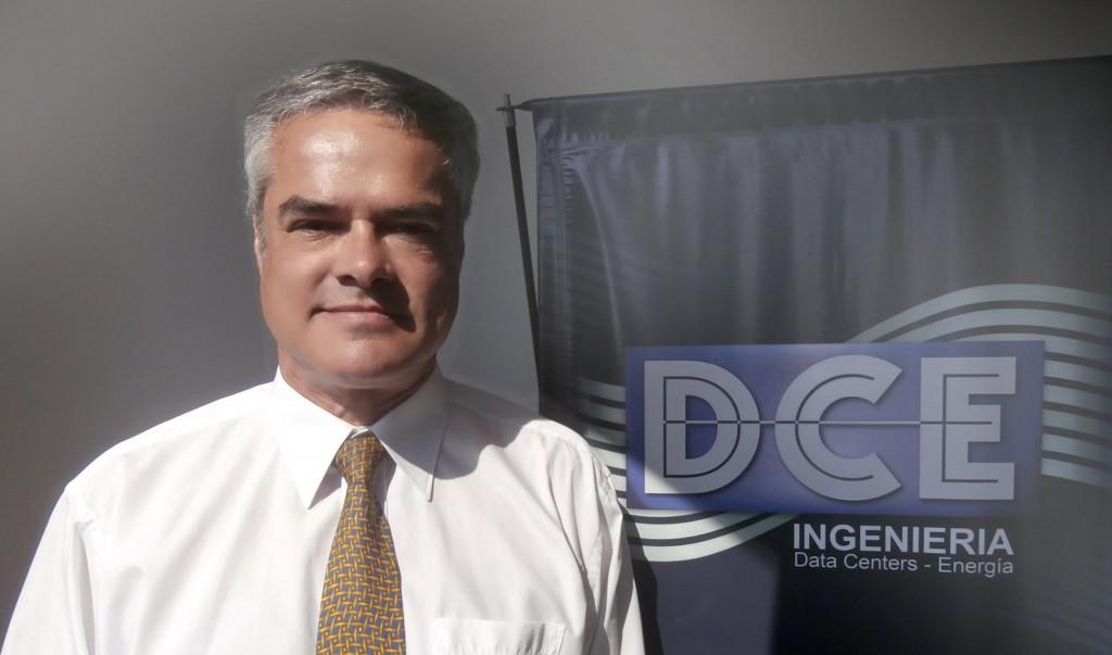 Carlos Svaton, Latin American Business Development de DCE Ingeniería