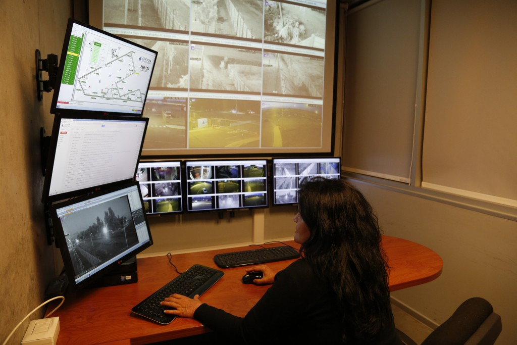 Videovigilancia para la custodia de vehículos