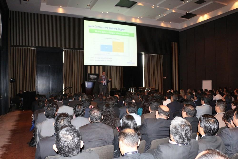 Datacenter: Converged Perú 2015