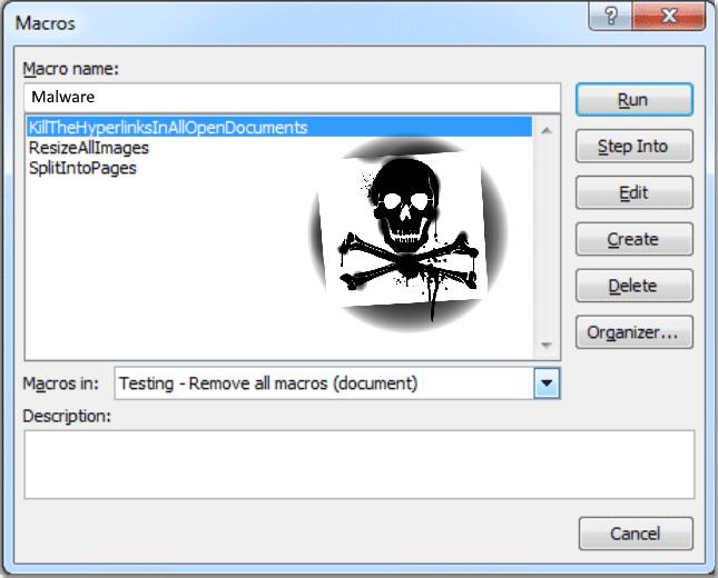 Malware de Macros