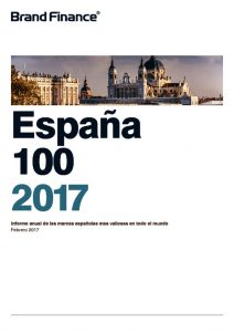 thumbnail of Brand Finance Spain 100 2017