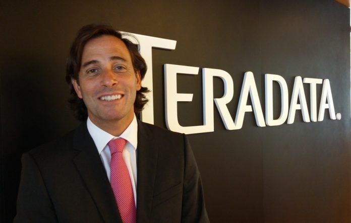 Juan Pablo Do Carmo Nuevo Country Manager de Teradata Chile