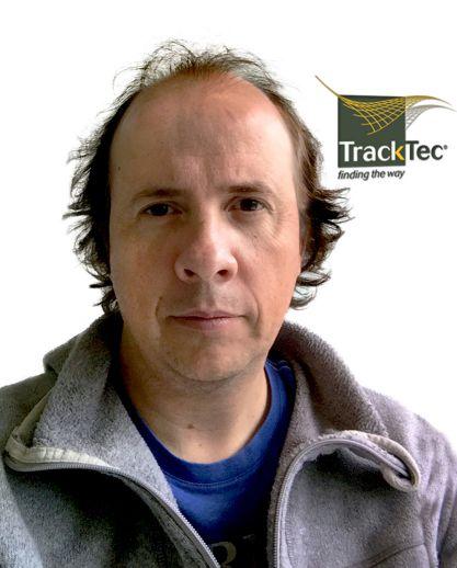 Felipe Montero M., Desarrollo de Negocios de TrackTec S.A.