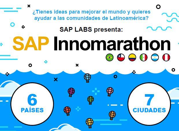 Descarga Infografía SAP Innomarathon