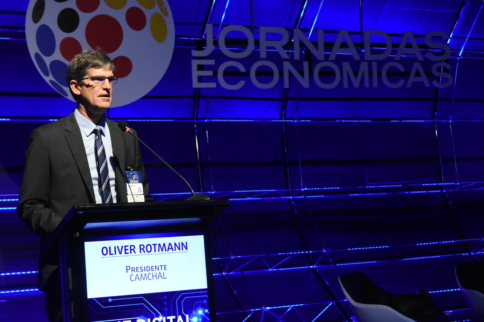 La importancia de los datos fue el tema central de las Jornadas Económicas Chile Alemania 2017